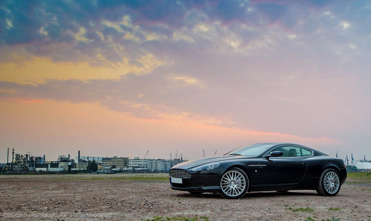 Der Aston Martin