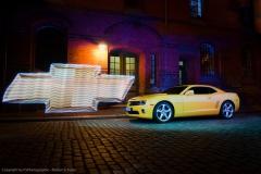 Chevrolet Camaro LightPaintng