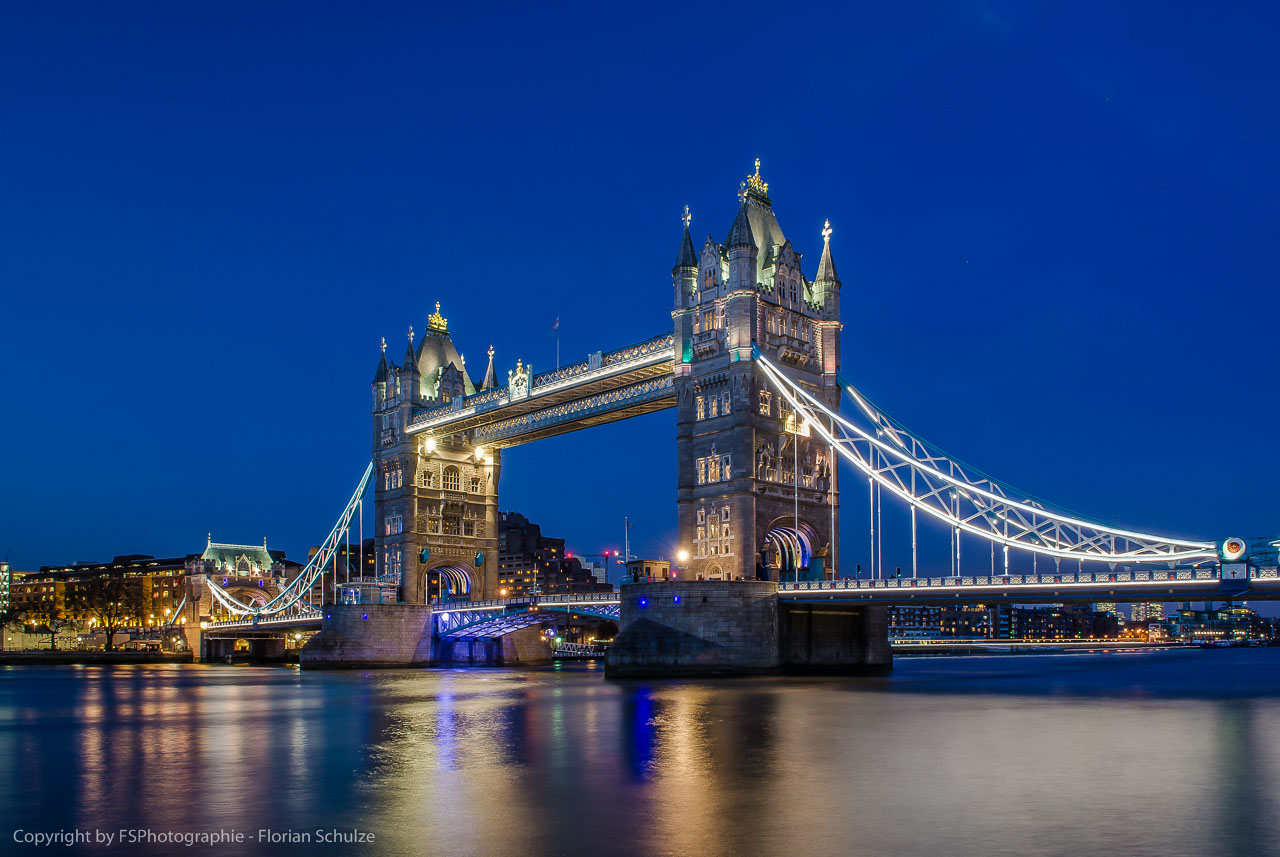 Londoner Tower Bridge