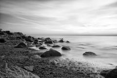 Die Ostsee im Morgengrauen